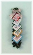Dolls House Card Hanger