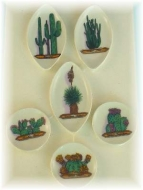 Dolls House Display Plates