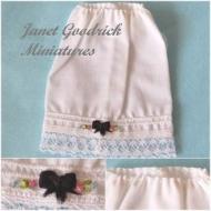 Dolls House Cotton Petticoat