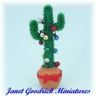 Dolls House Cactus Tree