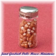 Jar of Sweets for the Dolls House