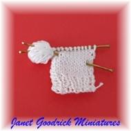 Dolls House Knitting