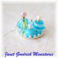 Dolls House Perfume Tray
