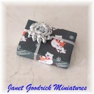 Dolls House Christmas Gift Parcel