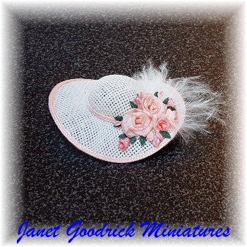 Dolls House Picture Hat