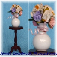Dolls House Flower Vase