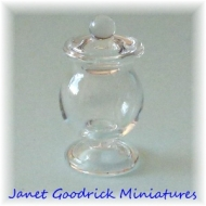 Miniature Sweet Jar