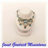 Miniature Jewellery Bust Display