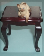 Dolls House Siamese Cat from Falcon