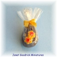 Miniature Easter Egg