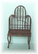 1/12 Rusty birdcage