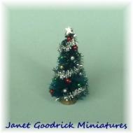Dollhouse Christmas Tree
