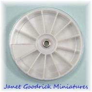 Wheel Gem Case