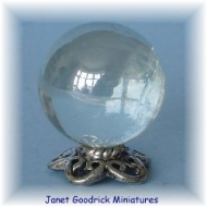Miniature Crystal Ball